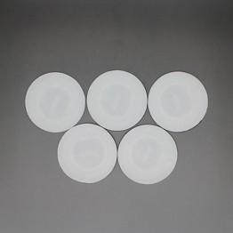 NFC наклейка для металлических поверхностей 22 мм