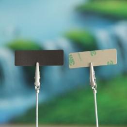 NFC наклейка для металлических поверхностей 52х15 мм