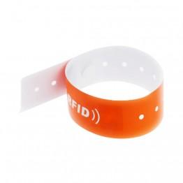 RFID бумажный браслет PP05 (чип на выбор)