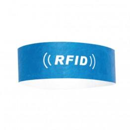 RFID бумажный браслет PP06 (чип на выбор)
