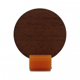 RFID Деревянная ключ карта круглая