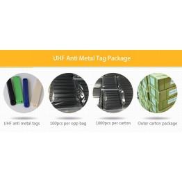 Корпусированная RFID метка для металлических поверхностей 155х32 мм