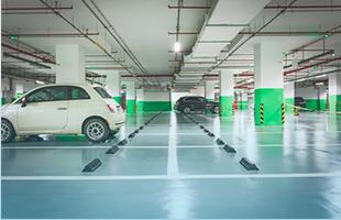Парковки и контроль доступа автомобилей