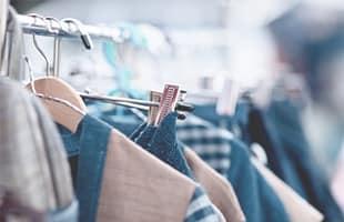Торговля одеждой и обувью